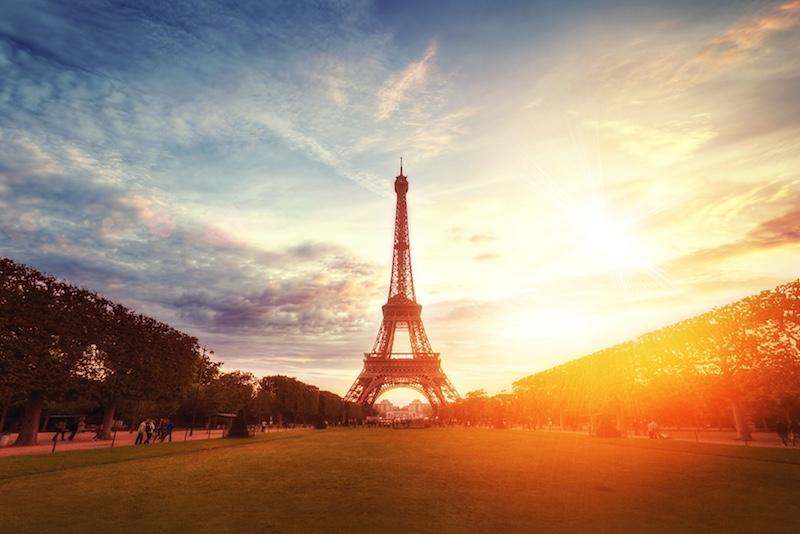 Prepare sua viagem a Paris