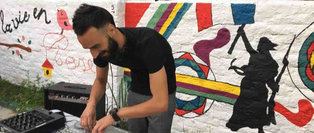 DJ Clement Desnoux apresenta a música francesa para brasileiros