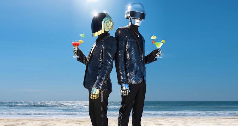 Daft Punk é o nome mais conhecido da cena French Touch