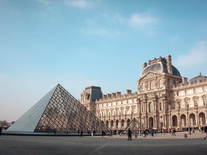 Ingressos antecipados para Paris Museu do Luvre